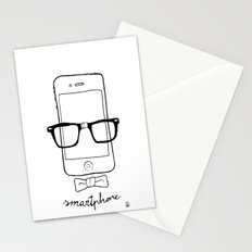 Smartphone Stationery Cards