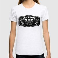 Baltimore Raised, Tastef… Womens Fitted Tee Ash Grey SMALL