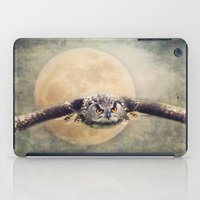 Angry Moon iPad Case