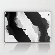 White Isolation Laptop & iPad Skin