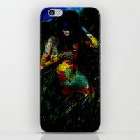 Near the Abyss iPhone & iPod Skin