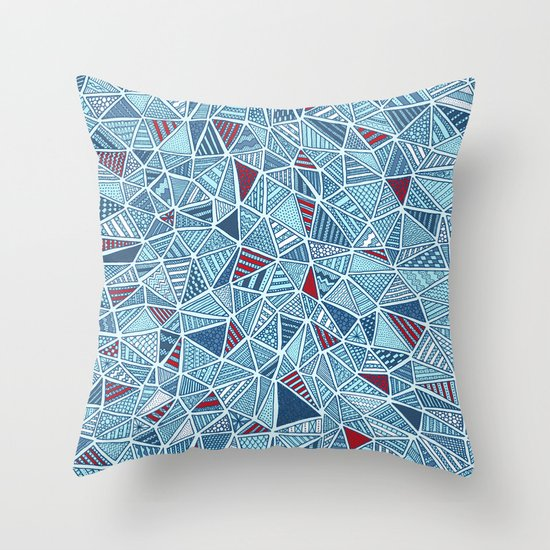 Jubilee Diamond Throw Pillow