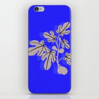 Fig tree iPhone & iPod Skin