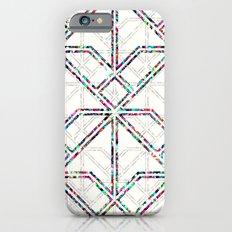Ant trail iPhone 6 Slim Case