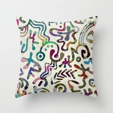 Play! Throw Pillow