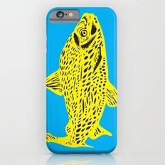 Gone Fishing Slim Case iPhone 6s