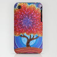 iPhone & iPod Case featuring Autumn Blossoms by Elspeth McLean