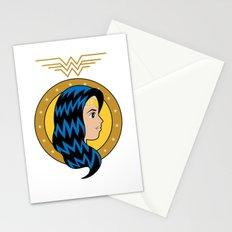 Amazonian Woman of Wonder Stationery Cards