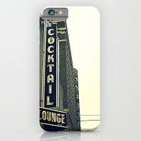 Cocktail ~ chicago vintage sign iPhone 6 Slim Case