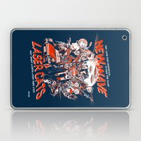 New Wave Laser Cats Laptop & iPad Skin