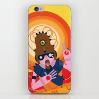 The Inscrutable Lord Ov … iPhone & iPod Skin