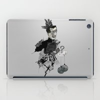 iPad Case featuring My interrogation? by gwenola de muralt