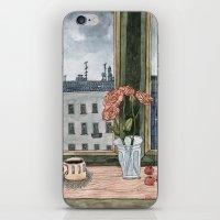 Rose Bouquet iPhone & iPod Skin