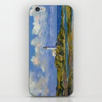 Turnberry Lighthouse iPhone & iPod Skin