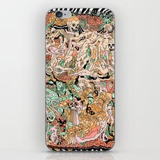 m a r i g o l d iPhone & iPod Skin