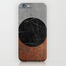 Abstract - Marble, Concrete, Rusted Iron iPhone 6 Slim Case