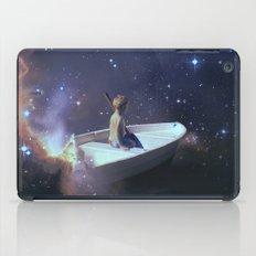 We Are Sailing - Universe, Space, Cosmos iPad Case