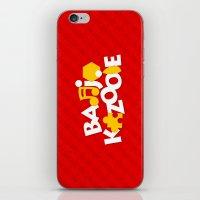 Banjo-Kazooie - Red iPhone & iPod Skin