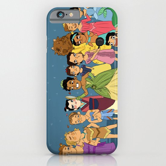 babes iPhone & iPod Case