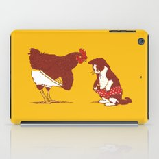 Show Me Yours And I'll S… iPad Case