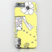 iPhone & iPod Case featuring Inspiration and Dreams by Sloe Gin Fizz