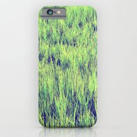 iPhone & iPod Case featuring Marshland by Rat McDirtmouth