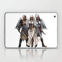 Warrior Angels Laptop & iPad Skin