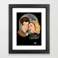 Spoilers Framed Art Print