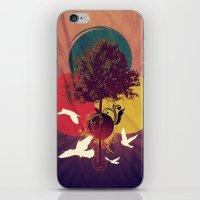 Wondertree iPhone & iPod Skin