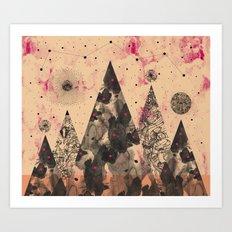 M.F. V xvi Art Print