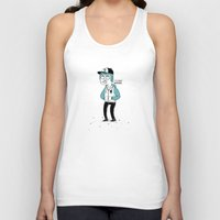 It's just whatever. Unisex Tank Top