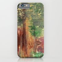 iPhone & iPod Case featuring Mighty Tree by Leechi