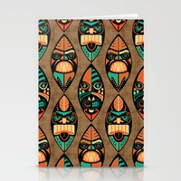 MCM Tiki Lounger Stationery Cards