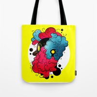 Trippie Beard Tote Bag