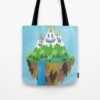Flight Of The Wild Tote Bag