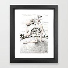 051213 Framed Art Print