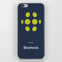 2K Games' Bioshock iPhone & iPod Skin