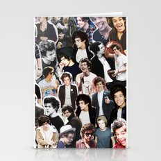 Harry Styles - Collage Stationery Cards