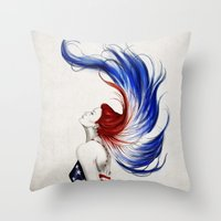 .Liberty Throw Pillow