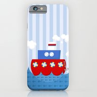 little boat iPhone 6 Slim Case