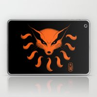 9 Tailed Beast Laptop & iPad Skin