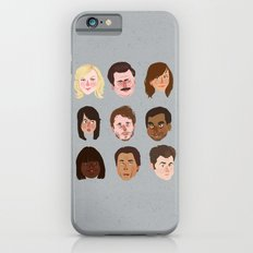 Parks and Rec iPhone 6 Slim Case