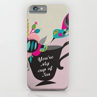 You're My cup of Tea iPhone 6 Slim Case