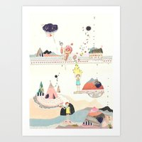 The Best Of Times... Art Print