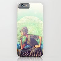 iPhone & iPod Case featuring The Thinker by Ryan Haran