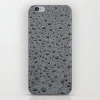 Water Beads iPhone & iPod Skin