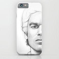 Dexter Morgan Portrait iPhone 6 Slim Case