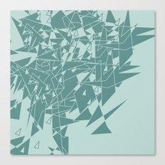 Glass MG Canvas Print