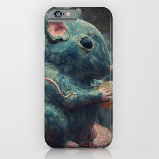 Tiny creature iPhone & iPod Case