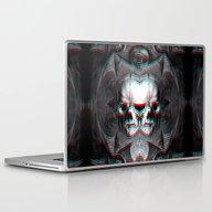 Laptop & iPad Skin featuring FALLEN by DIVIDUS